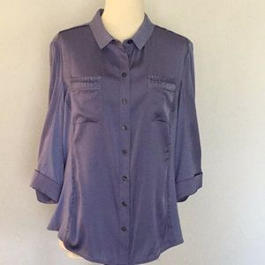 Elie Tahari blouse, sz L